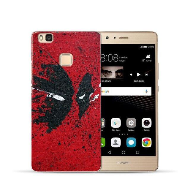 Coque Super Heros <br/>Huawei Deadpool - Super Héros Store