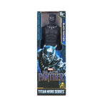 Figurine Marvel <br/>Black Panther 30 cm - Super Héros Store