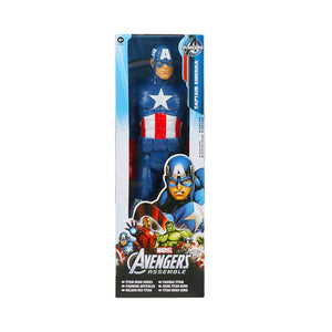 Figurine Marvel <br/>Captain America 30 cm - Super Héros Store