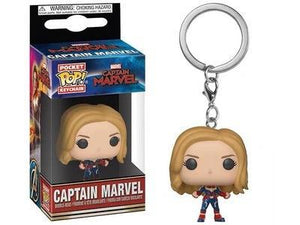 Porte-clef Original <br />Captain Marvel - Super Héros Store