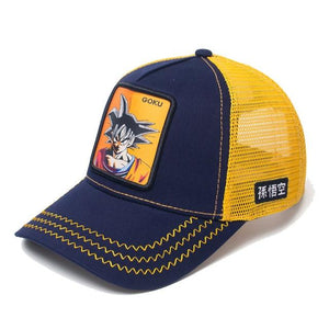 Casquette Dragon Ball Z <br/>Goku - Super Héros Store
