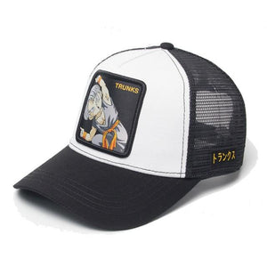 Casquette Dragon Ball Z <br/>Trunks - Super Héros Store