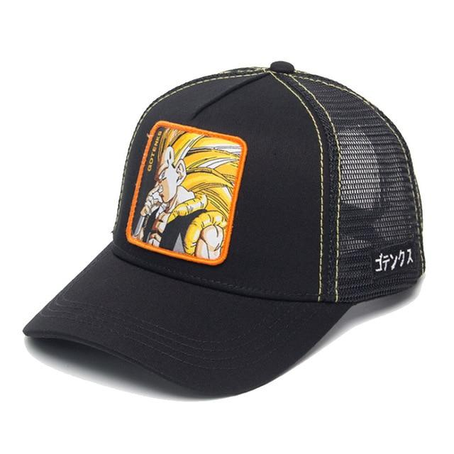 Casquette Dragon Ball Z <br/>Gotenks - Super Héros Store