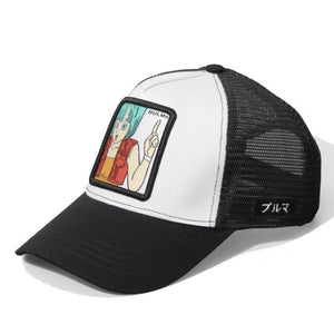 Casquette Dragon Ball Z <br/>Bulma - Super Héros Store