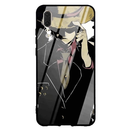Coque One Piece Huawei<br> Luffy Fun Art (Verre Trempé) - Super Héros Store