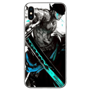 Coque One Piece iPhone<br> Zoro Roronoa - Super Héros Store