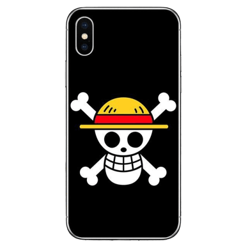 Coque One Piece iPhone<br> Jolly Roger - Super Héros Store