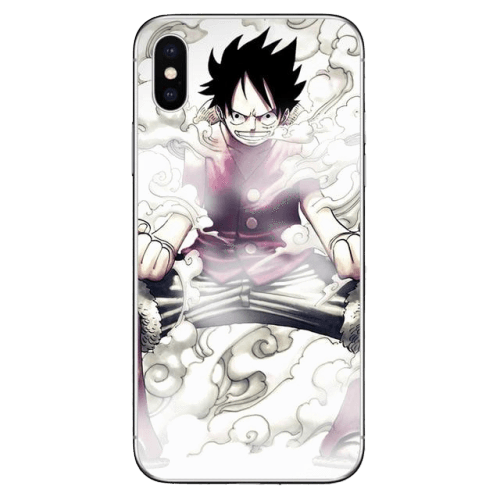 Coque One Piece iPhone<br> Monkey D. Luffy - Super Héros Store