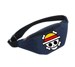 Sacoche Banane One Piece<br> Jolly Roger - Super Héros Store