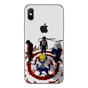 Coque Naruto iPhone<br> Hokages - Super Héros Store