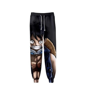 Jogging One Piece<br> Monkey D. Luffy - Super Héros Store