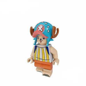 Lego One Piece<br /> Tony Tony Chopper - Super Héros Store