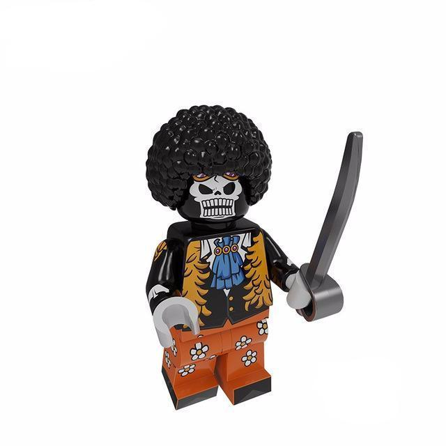 Lego One Piece<br /> Brook - Super Héros Store
