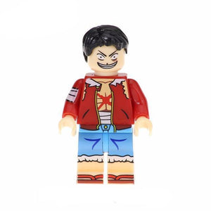 Lego One Piece<br /> Luffy - Super Héros Store