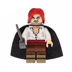 Lego One Piece<br /> Shanks - Super Héros Store