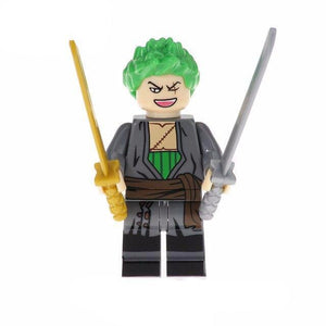 Lego One Piece<br /> Zoro - Super Héros Store