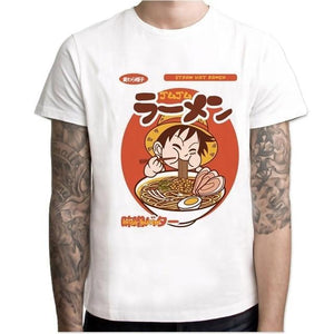 T-Shirt One Piece<br> Luffy Ramen - Super Héros Store