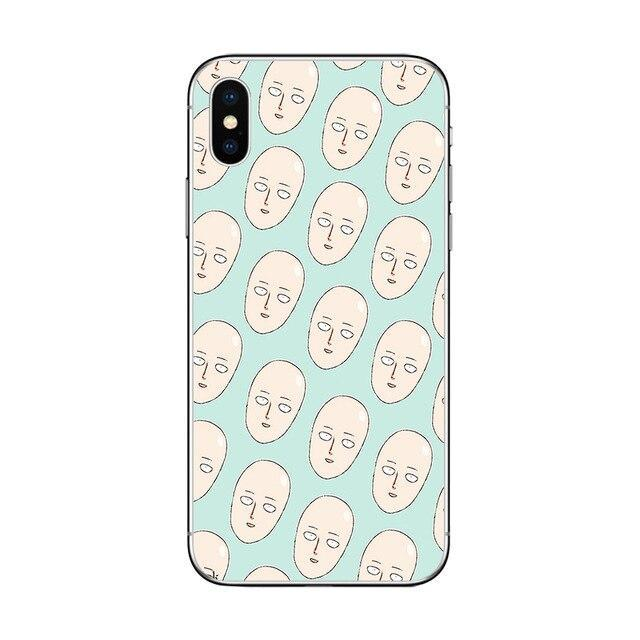 Coque One Punch Man iPhone<br> Meme Face - Super Héros Store