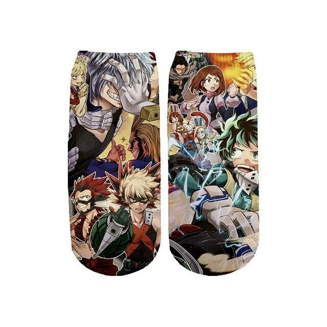 Chaussettes My Hero Academia<br> Plus Ultra - Super Héros Store