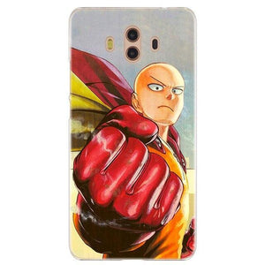 Coque One Punch Man Huawei<br> Saitama One Punch - Super Héros Store