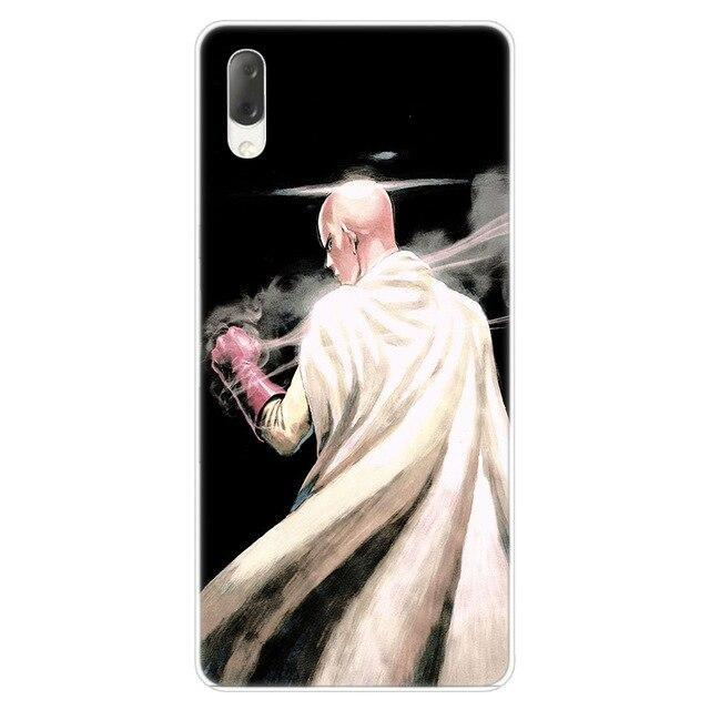 Coque One Punch Man Sony<br> Vitesse Fulgurante - Super Héros Store