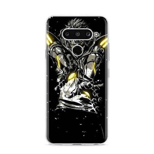 Coque One Punch Man LG<br> Genos - Super Héros Store