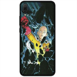 Coque One Punch Man Huawei<br> Coup Ordinaire - Super Héros Store