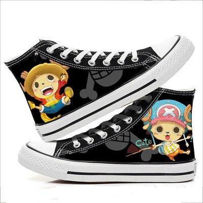 Chaussure One Piece <br> Tony Tony Chopper - Super Héros Store