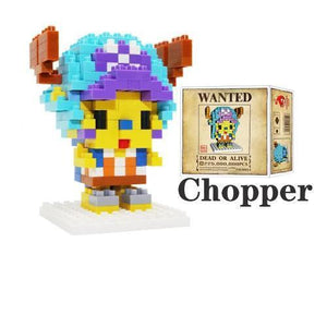 NanoBlock One Piece<br> Chopper - Super Héros Store