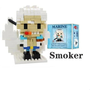 NanoBlock One Piece<br> Smoker - Super Héros Store