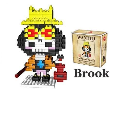 NanoBlock One Piece<br> Brook - Super Héros Store
