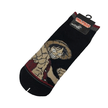 Chaussettes One Piece<br> Luffy le Pirate - Super Héros Store