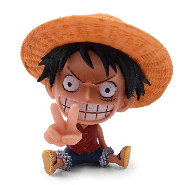 POP One Piece <br> Luffy - Super Héros Store