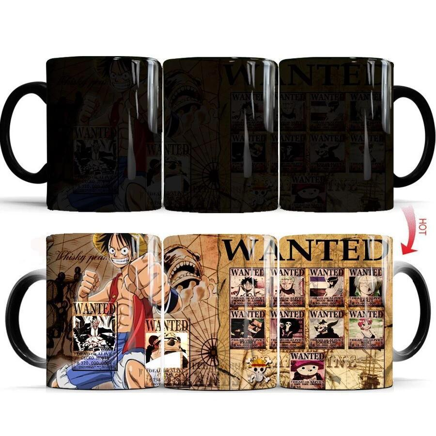 Mug Thermosensible One Piece <br> Prime de Pirate - Super Héros Store