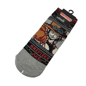 Chaussettes One Piece<br> Portgas D. Ace - Super Héros Store