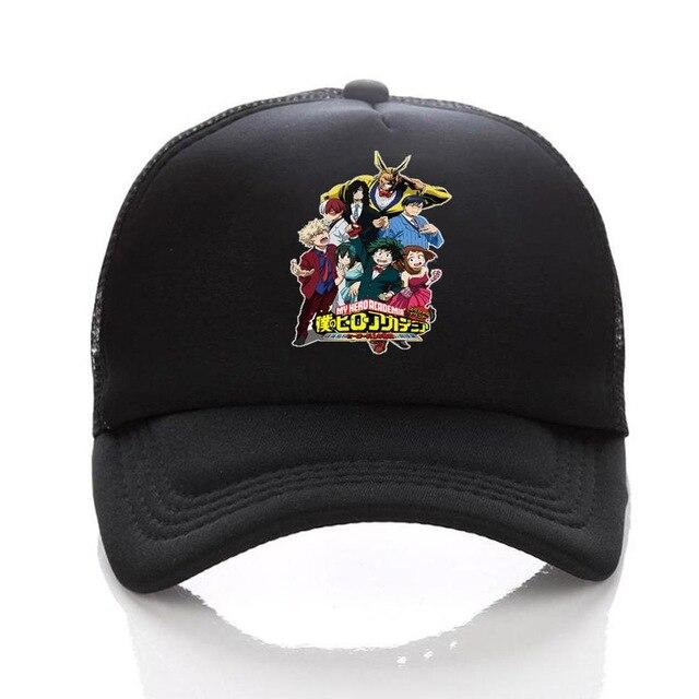 Casquette My Hero Academia<br> Seconde A - Super Héros Store
