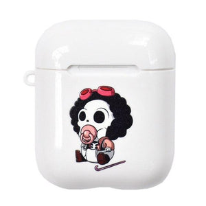 Coque Airpods One Piece<br> Brook Enfant - Super Héros Store