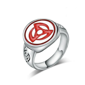 Bague Naruto<br> Obito Sharingan - Super Héros Store