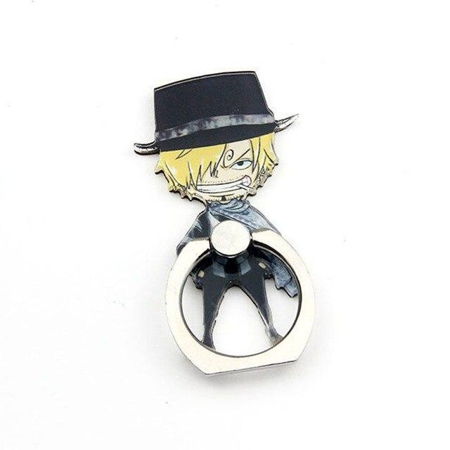 Anneau de Support One Piece <br> Vinsmoke Sanji - Super Héros Store