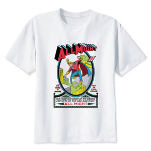 T-Shirt My Hero Academia <br> All Might - Super Héros Store