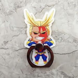 Anneau de support MHA<br> All Might - Super Héros Store