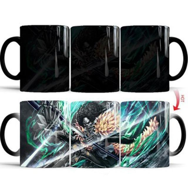 Mug One Piece<br> Brook - Super Héros Store