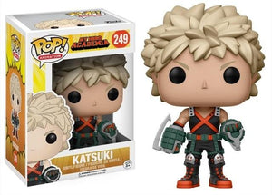 Figurine POP My Hero Academia<br> Katsuki - Super Héros Store