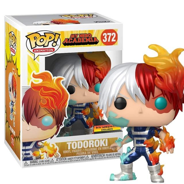 Figurine POP My Hero Academia<br> Shoto - Super Héros Store