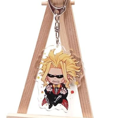 Porte-Clé My Hero Academia<br> All Might - Super Héros Store