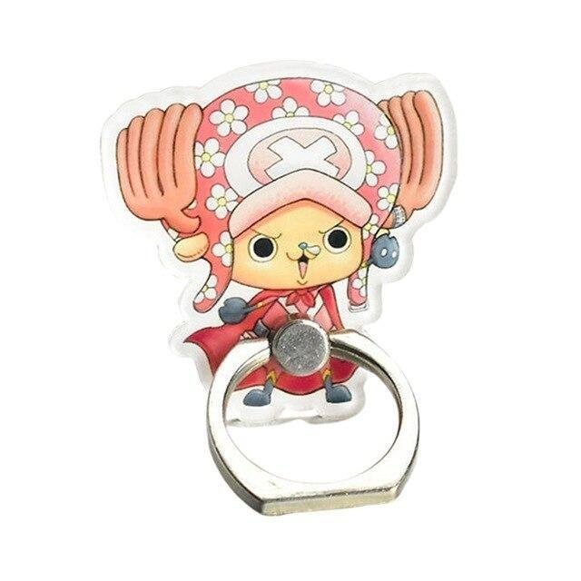 Anneau de Support One Piece <br> Chopper Chapeau Fleuri - Super Héros Store