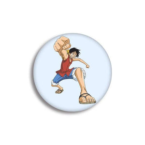 Pin's One Piece <br> Luffy Coup de Poing - Super Héros Store