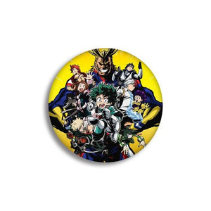 Pin's My Hero Academia<br> Plus Ultra - Super Héros Store