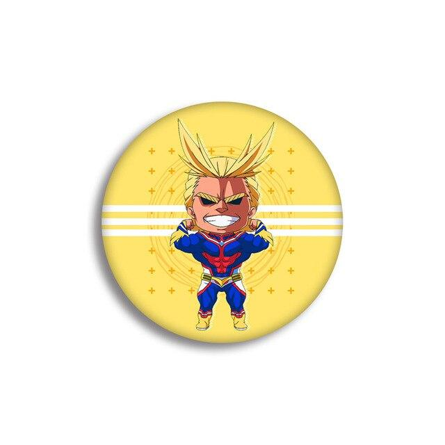 Pin's My Hero Academia<br> All Might Chibi - Super Héros Store