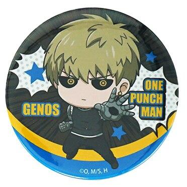Pin's One Punch Man<br> Genos le Cyborg - Super Héros Store